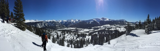 Gorgeous Powder Day!