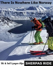 Ski & Sail Norway Lyngen Alps