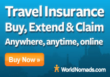 World Nomads Travel Insurance