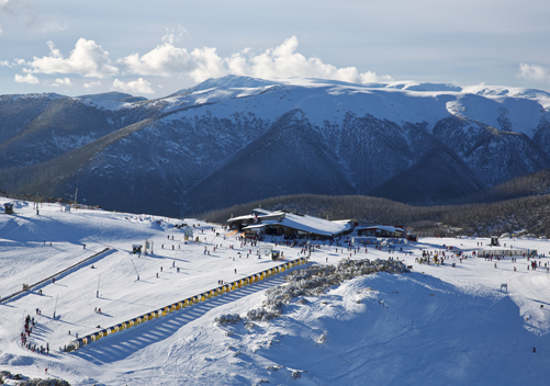 Falls Creek Ski Resort    Photo: Charlie Brown Photography