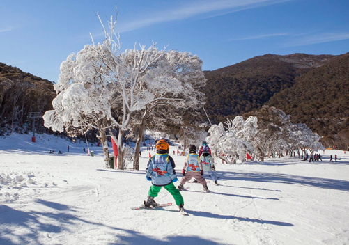 Thredbo Resort Australia