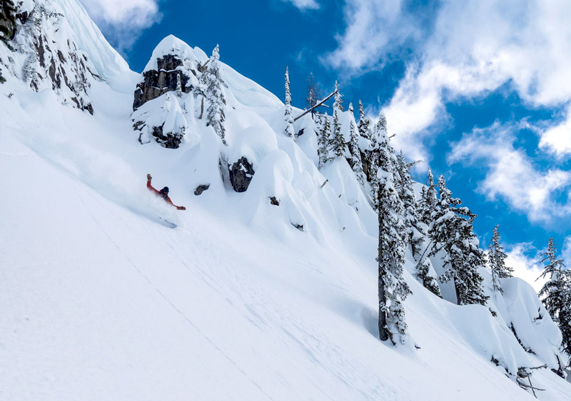 Best Canada Ski Resort for Powder Hounds: Whitewater