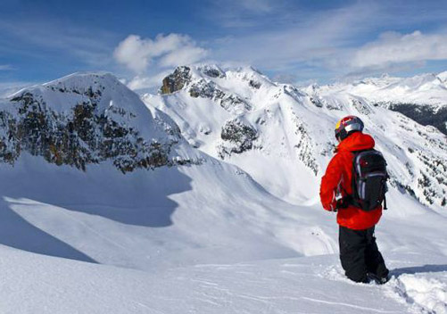 Chatter Creek Cat Skiing
