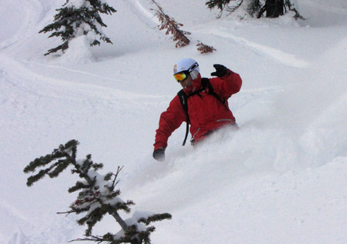 Fernie Wilderness Cat Skiing BC
