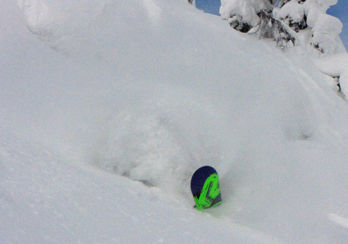 Lovely Deep Powder