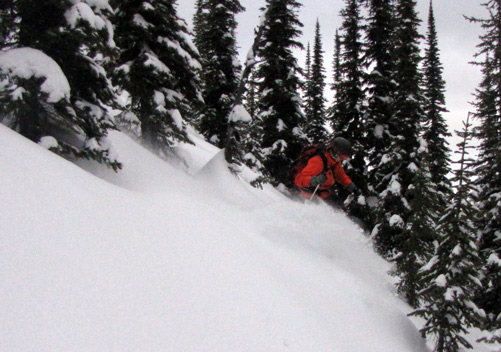 Retallack Cat Skiing
