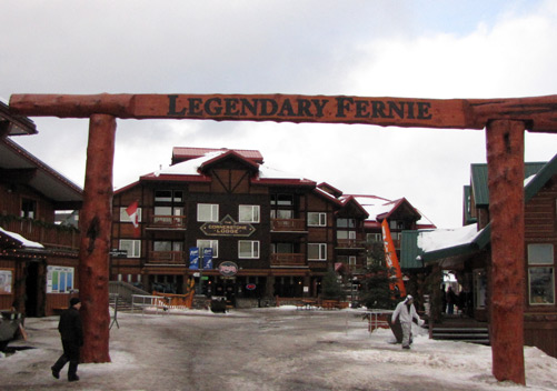 Fernie Ski Resort Village