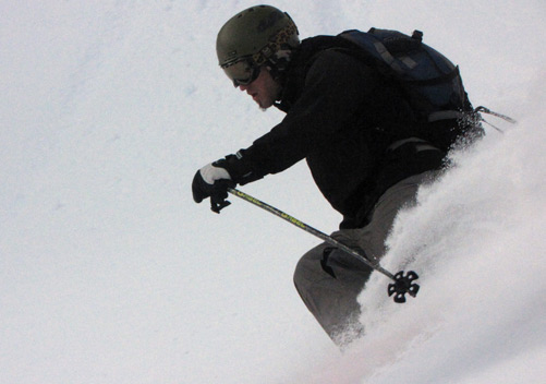 Cat Skiing Near Fernie BC