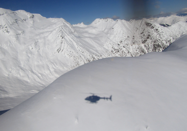 Northern Escape Heli Skiing