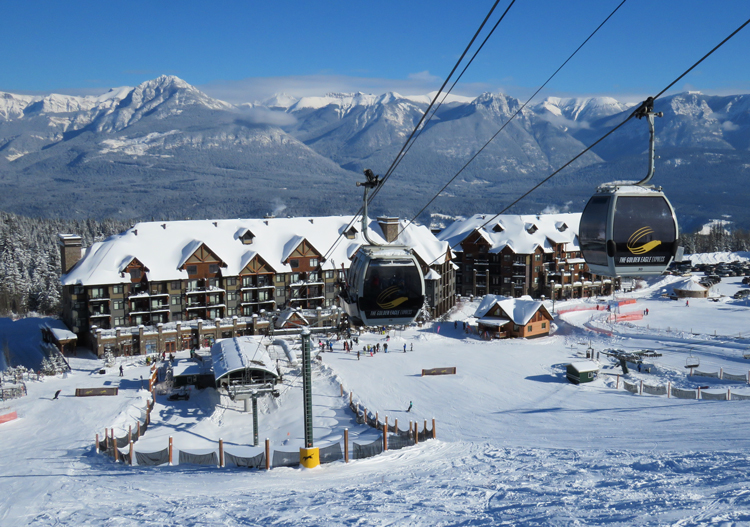 Image result for Kicking Horse, Canada