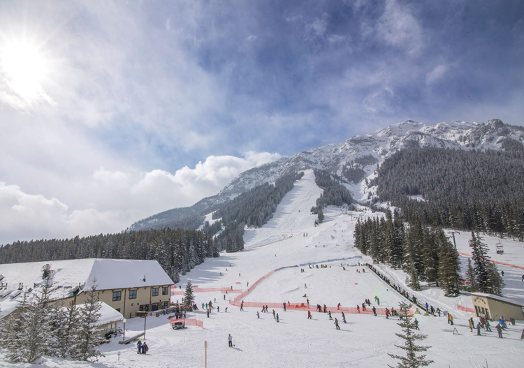Banff Norquay Ski Resort