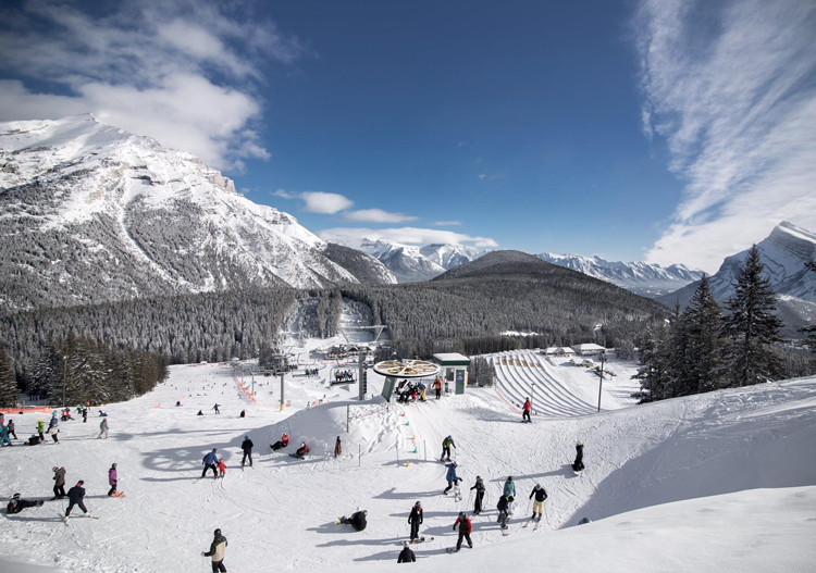 Norquay Ski Resort Banff