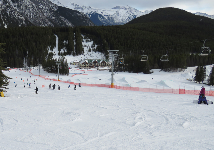 Norquay Banff Ski Resort