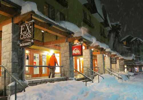 Excess Backcountry: a Whistler ski shop for backcountry riders