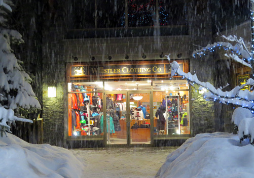 Whistler Clothing Co.
