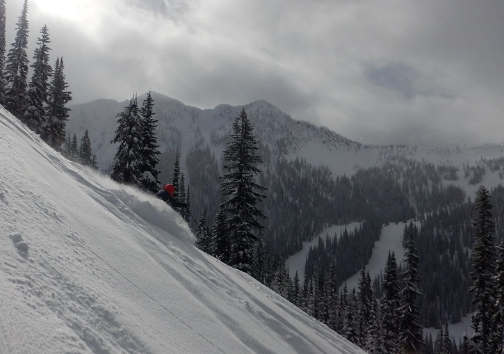 Whitewater Ski Area