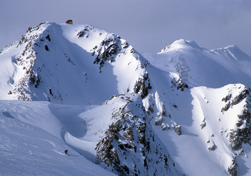 Selkirk Wilderness Cat Skiing BC Canada - where it all began