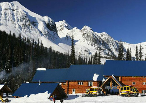 Chatter Creek Cat Skiing BC Canada - largest cat ski tenure in the world!