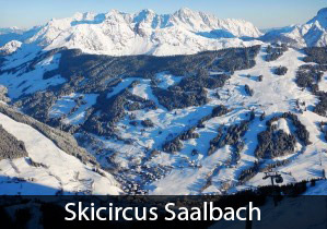 Skicircus Saalbach: #1 best overall rated ski resort in Austria
