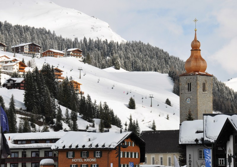 Lech ski packages