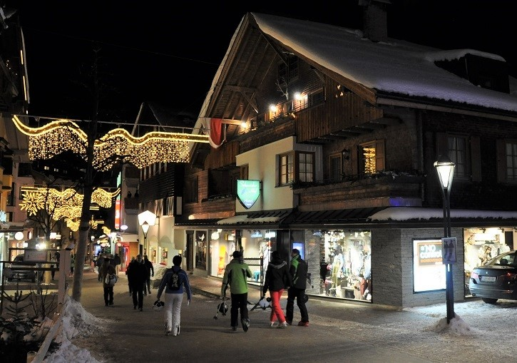 St Anton is a beautiful traditonal village with serious after dark action.