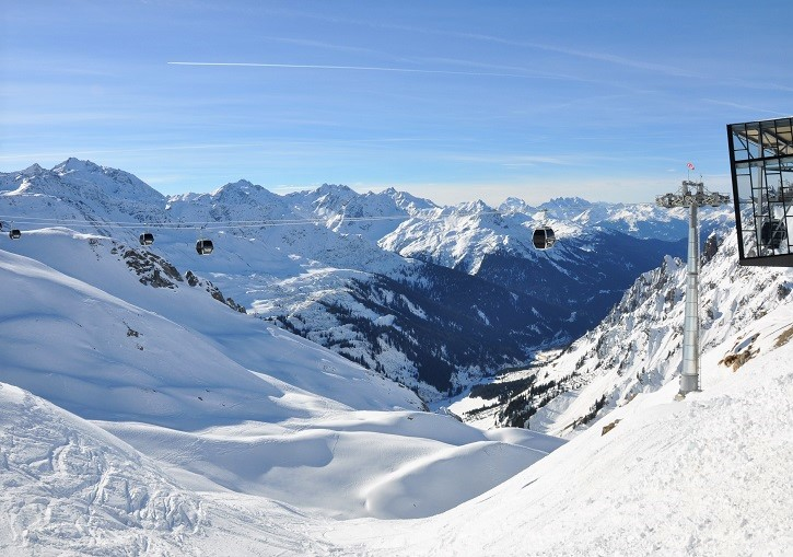 St Anton ski packages