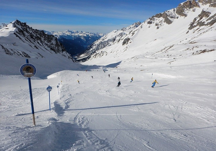 St Anton ski holiday packages