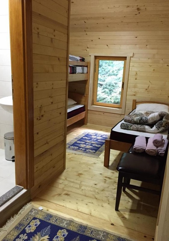 Lynx Freeride Cat Skiing Accommodation