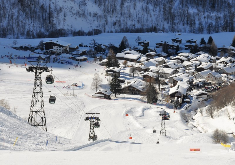 Chamonix ski resort holiday package
