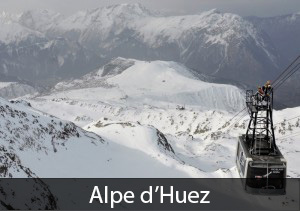 Alpe d'Huez: 2nd best overall rated ski resort in France