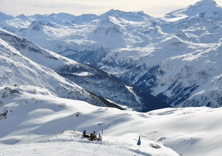 Ski 10 of France's best ski resorts from Bourg St Maurice.
