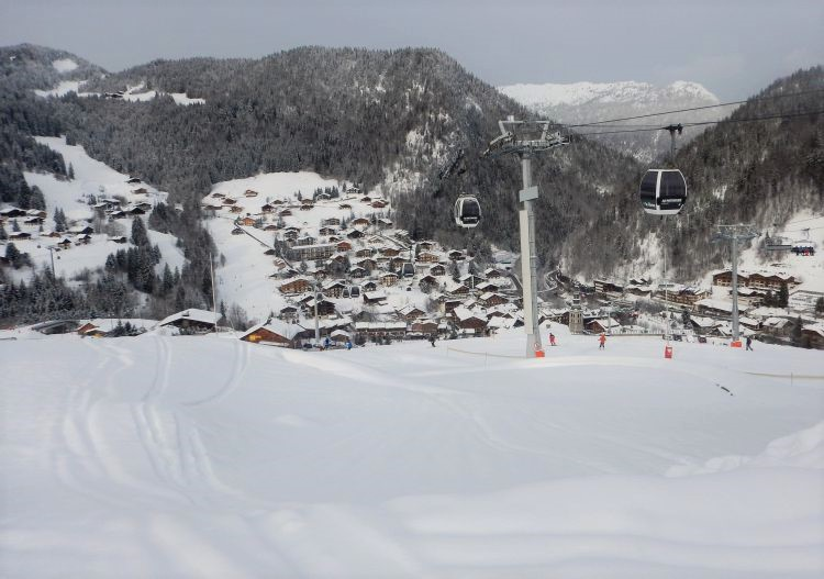 La Clusaz ski holiday package