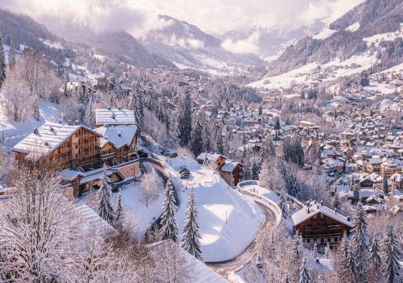 Megeve ski packages