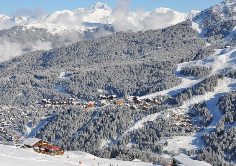 Meribel ski resort holiday package