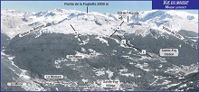 Sainte Foy Overview Map