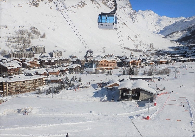 Val d'Isere ski packages
