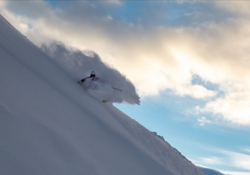 Ski untracked powder in the wilds of Georgia. (Photo Gudauri Travel)
