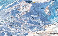 Garmisch Classic Ski Trail Map