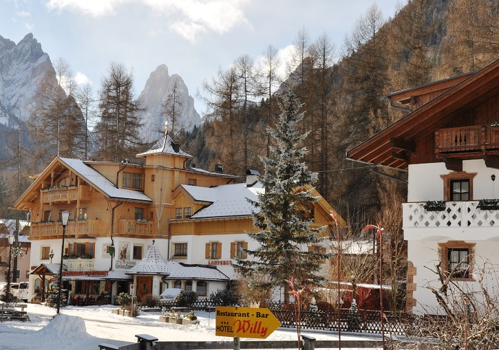 Beautiful accommodation options iaivailble in the Sesto valley.