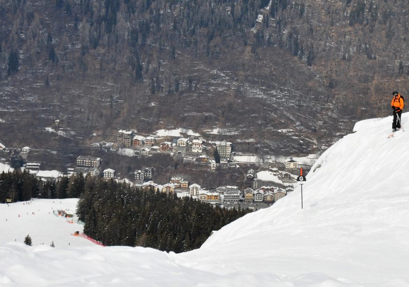 Take the leap and ski Aprica in the Valtellina, Lombardy, Italy. Ciao!