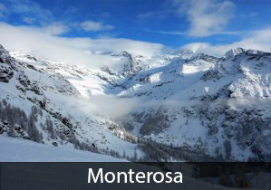Monterosa: #1 best overall rated ski resort in Italy