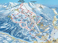 Bormio Ski Trail Map