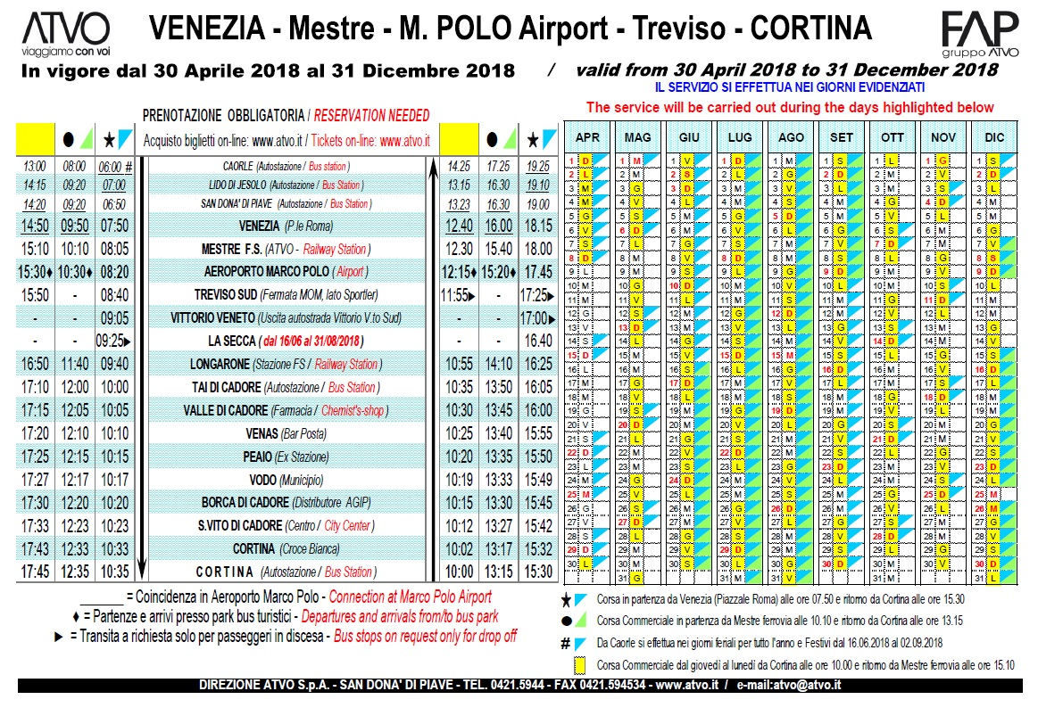 Cortina Express Venezia Cortina.Travel To Cortina D Ampezzo Cortina Bus Transfers Flights Car Rental