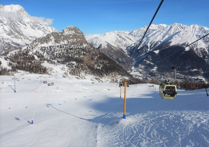 Courmayeur ski packages