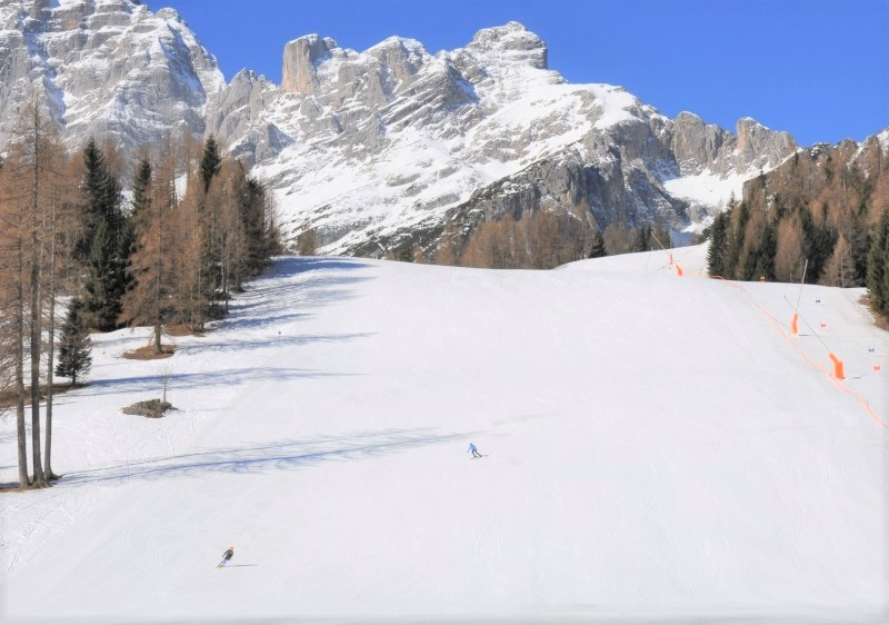 Perfect for families - Kronplatz ski resort in the Dolomites.