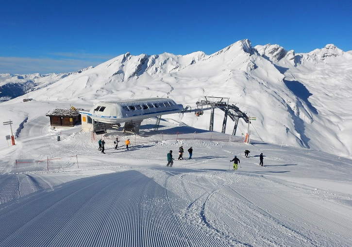 La Thuile ski packages