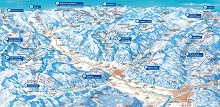 Ortler Ski Trail Map