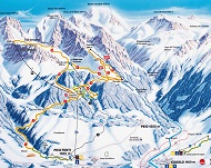 Pejo Ski Trail & Piste Map