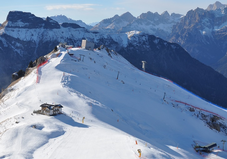 Dolomites ski holiday packages