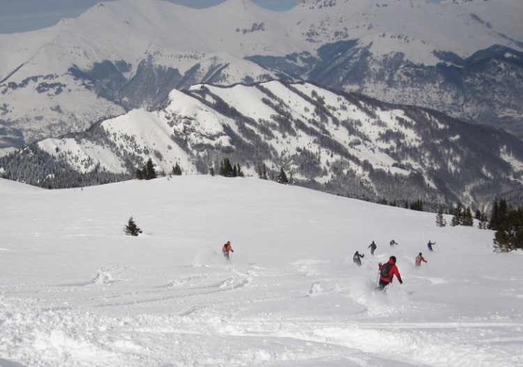 Ski Macedonia (Eskimo Freeride).